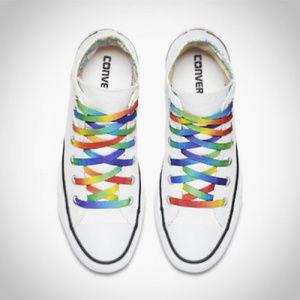 d3ab17e0fca8 Converse Shoes - Converse Gay Pride LGBT Hi Top Limited 157375C